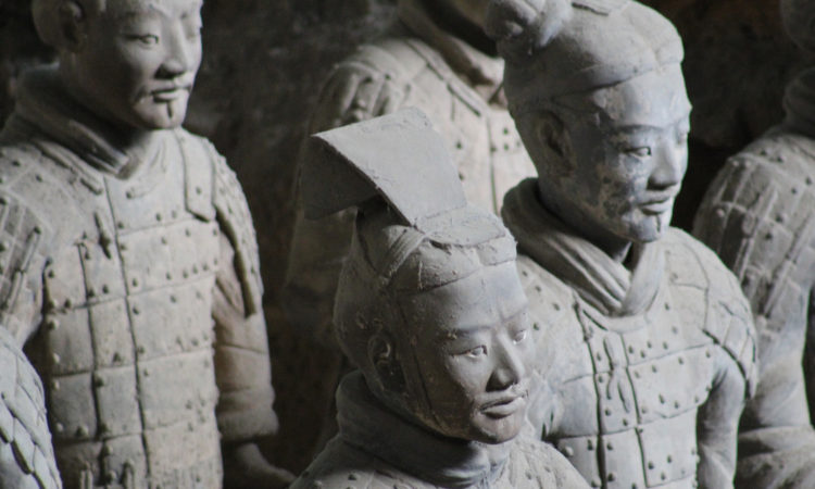 Terracotta Warriors Dorset